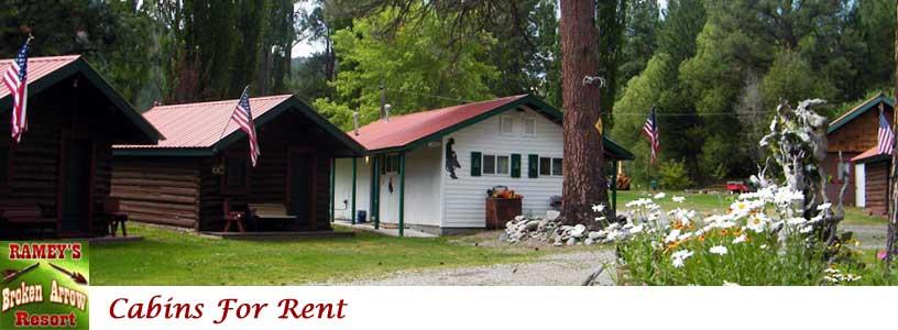 Idaho Cabin Rentals