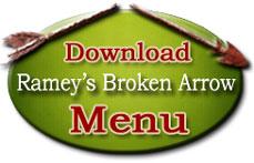 Download Broken Arrow Mexican Restaurant Menu