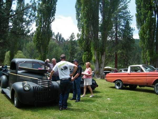 Car Show The Broken Arrow Resort - Apache junction car show